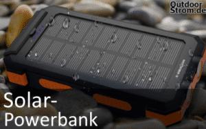 Berater für Solar-Powerbanks